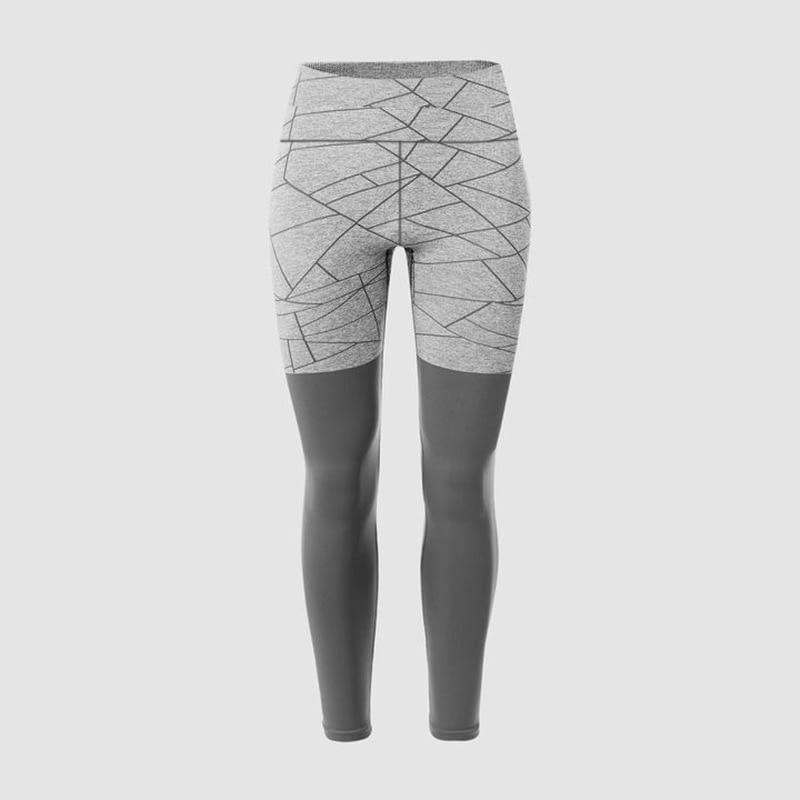 High Waist Women's Leggings, Breathable Slim Legging Sets Women's Clothing 8
