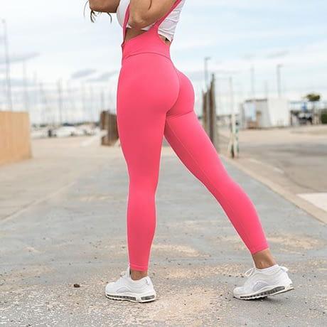 Women's Suspender Leggings, Sexy Push Up, High Elastic Legging, Workout Woman's Leggings 1