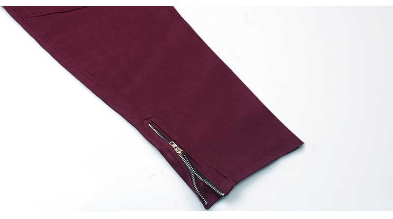 Fashion Plus Size Women's Leggings Stretch Trousers, 5 Colors 57