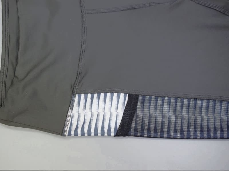 New Harajuku Striped Leggings, Women's Mesh Pocket Legging 16