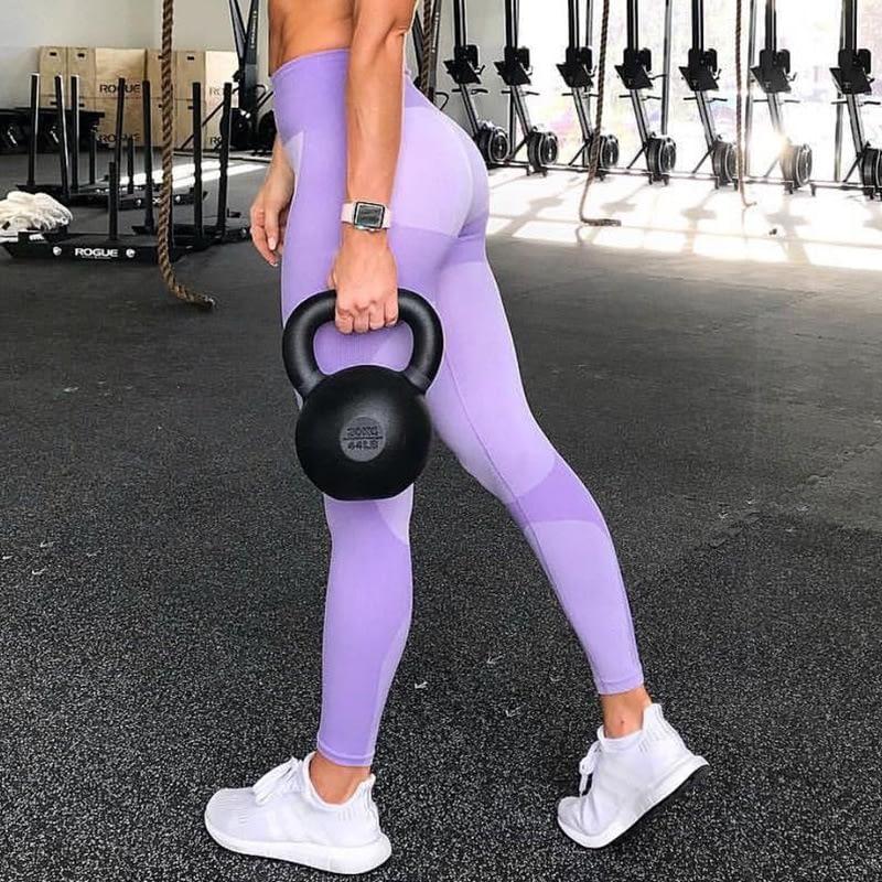 Patchwork Heart Leggings, Women's Activewear Push Up Legging 10